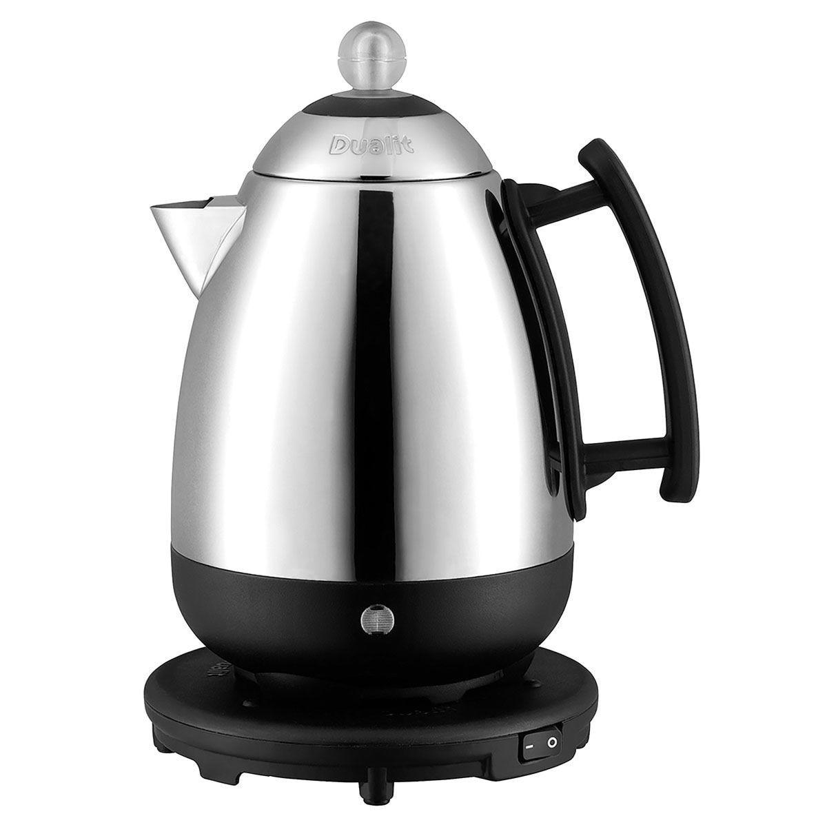 Dualit DA0601 Cordless Coffee Percolator - Polished Stainless Steel