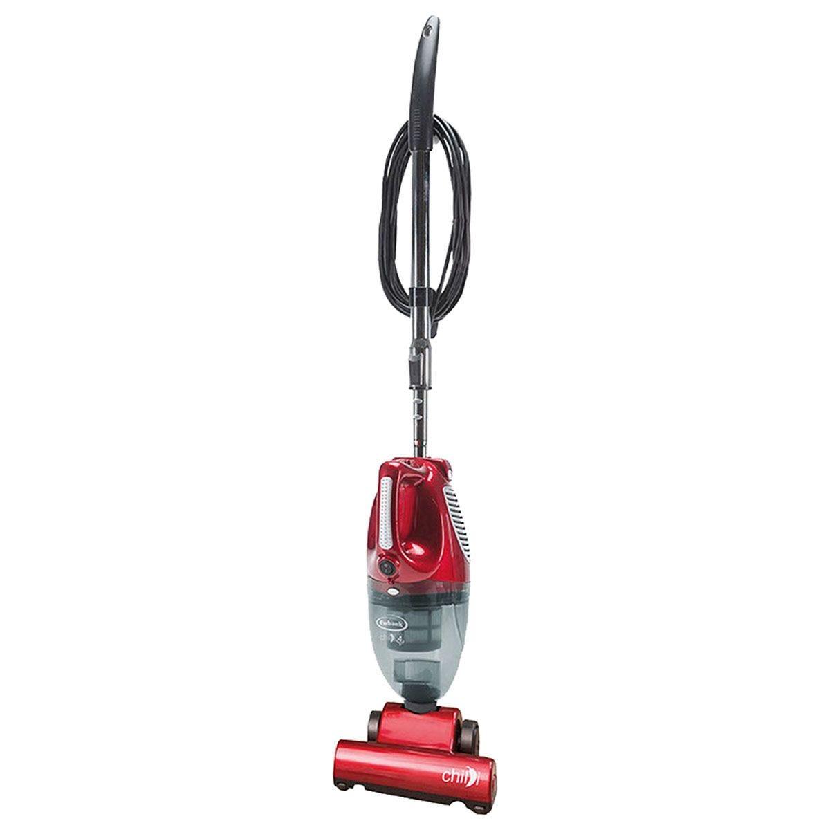 Ewbank Chilli 4 EW0004 2–in–1 Lightweight Corded Vacuum Cleaner – Red