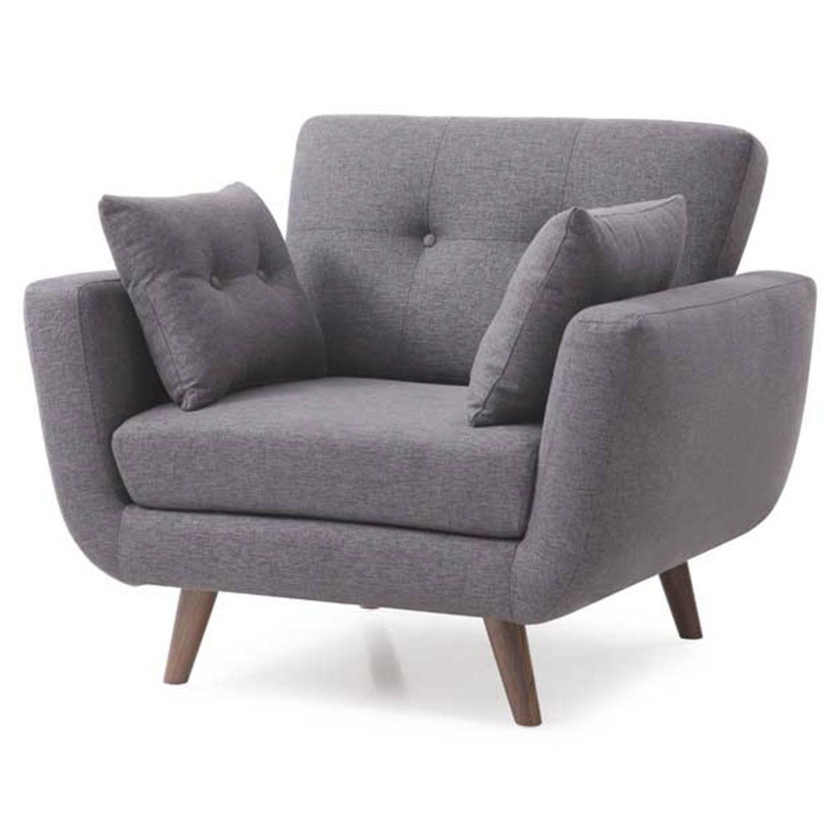 Bookham Chair - Grey