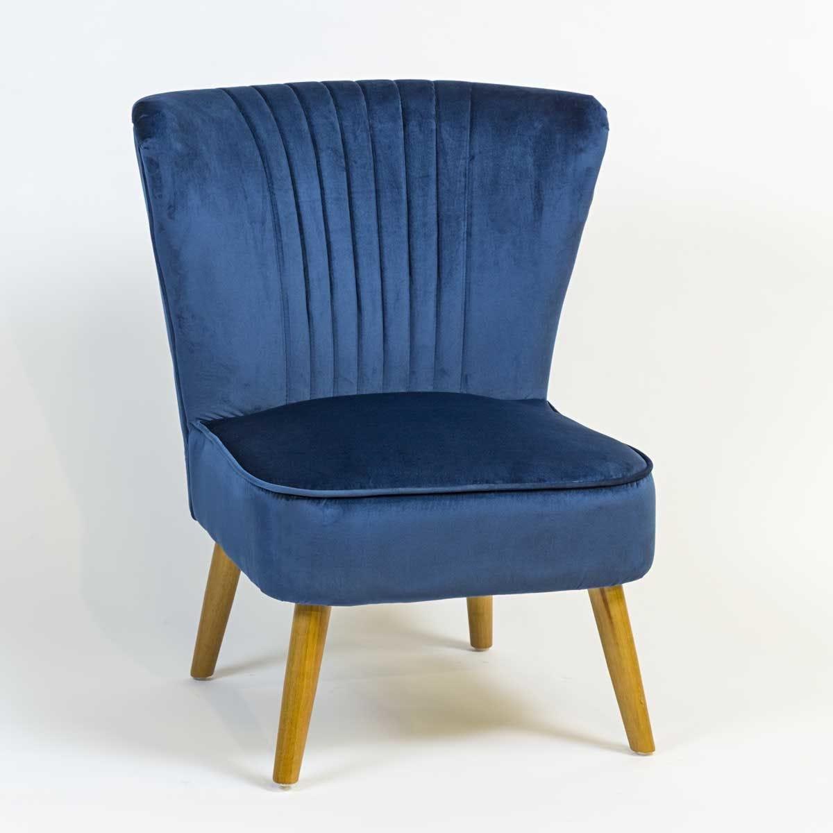 Shilaya Chair - Blue