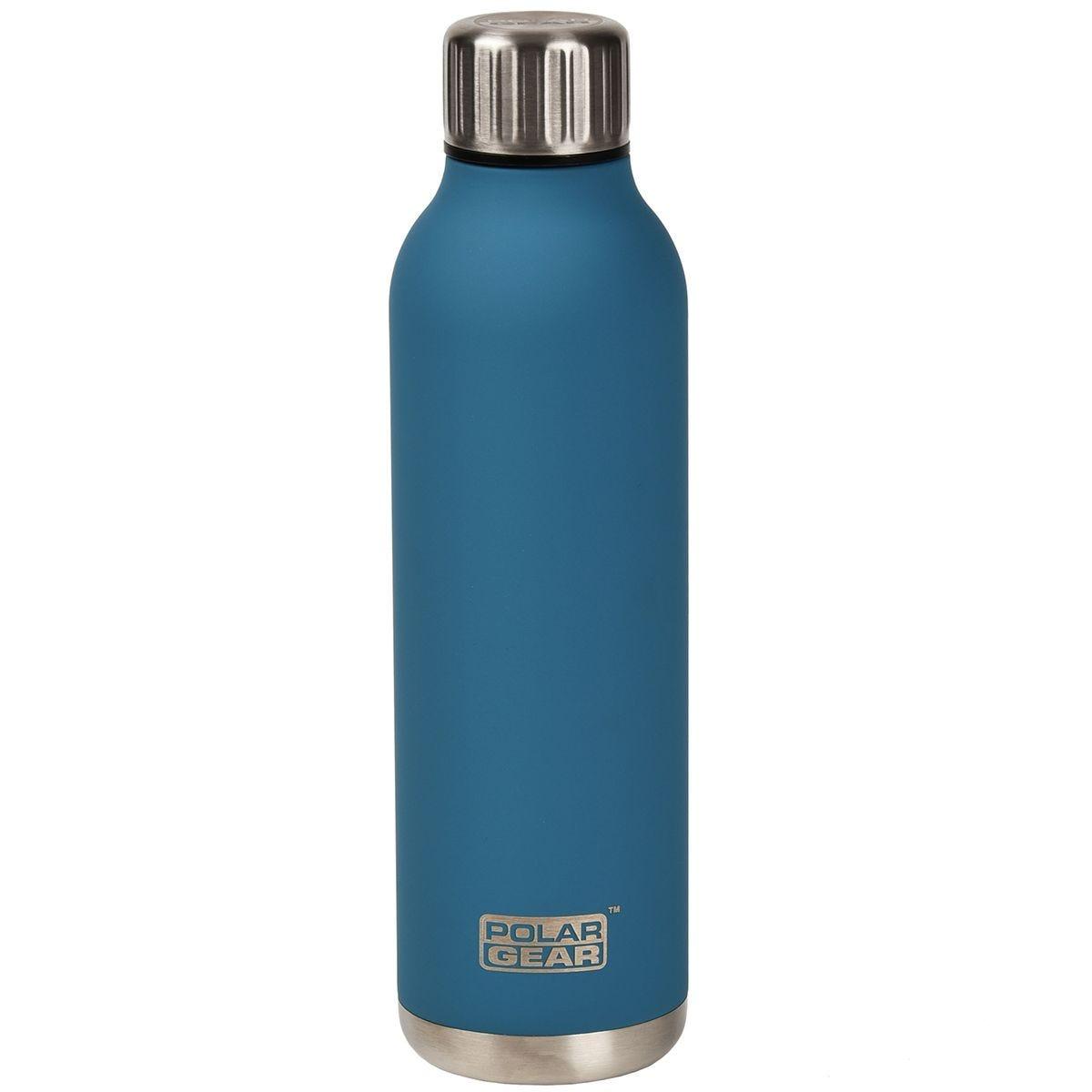 Polar Gear Orion 500ml Stainless Steel Bottle - Blue