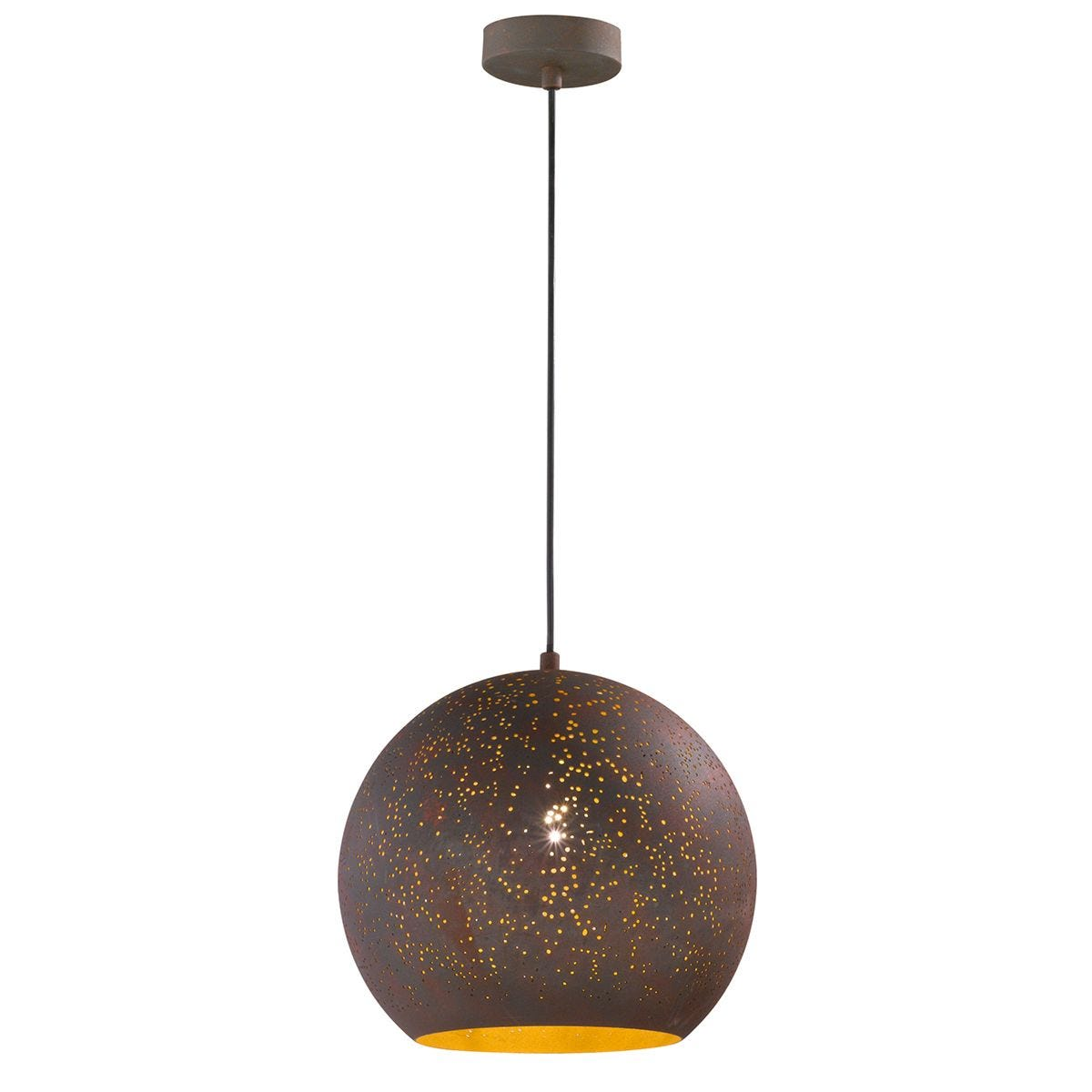 Action Avila Pendant Light - Antique Brown