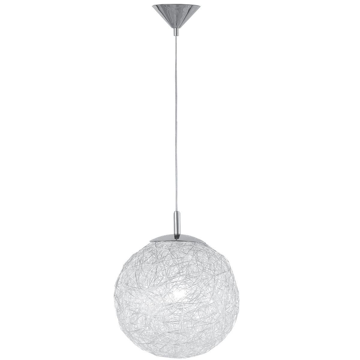 Action Dakota Pendant Light (50cm) - Chrome