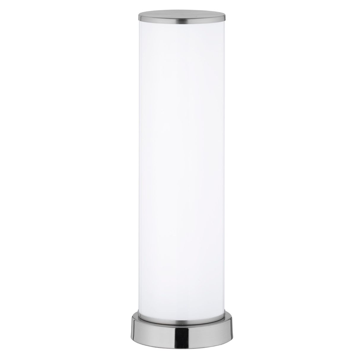Action Glenn Table Lamp - Nickel Matt Finished with RGB LED
