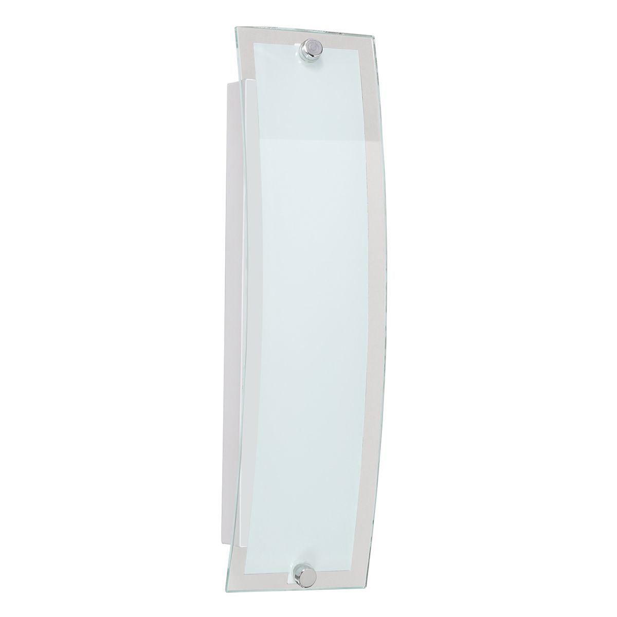 Action Lorenz Wall Lamp - Nickel Matt Finished with LED Bulb
