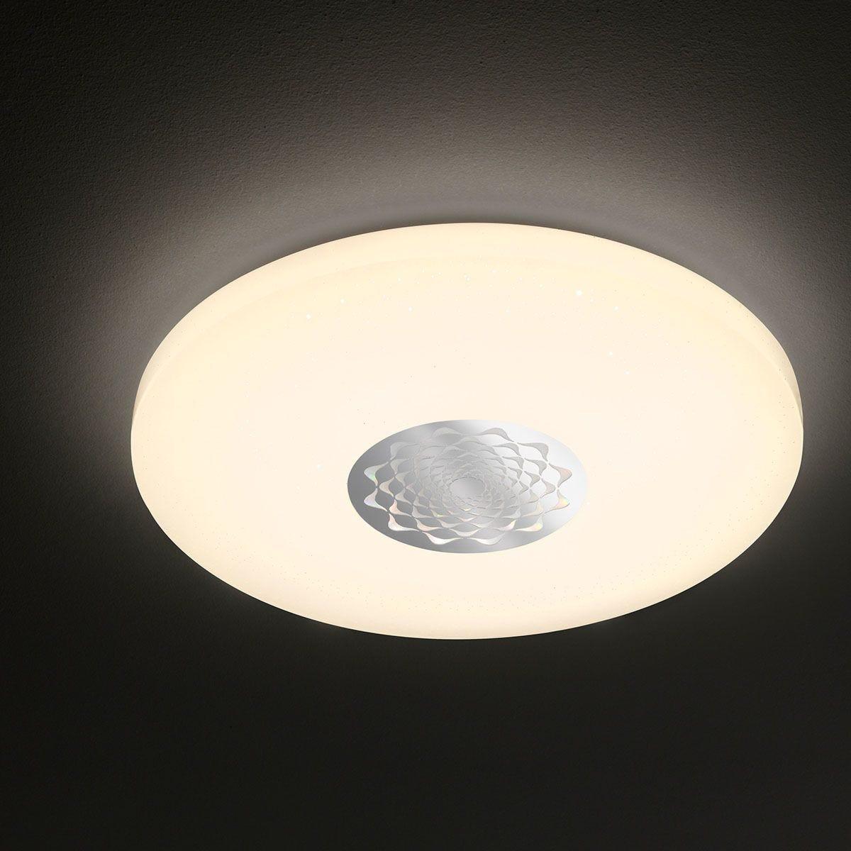 Action Moris Ceiling Lamp - White