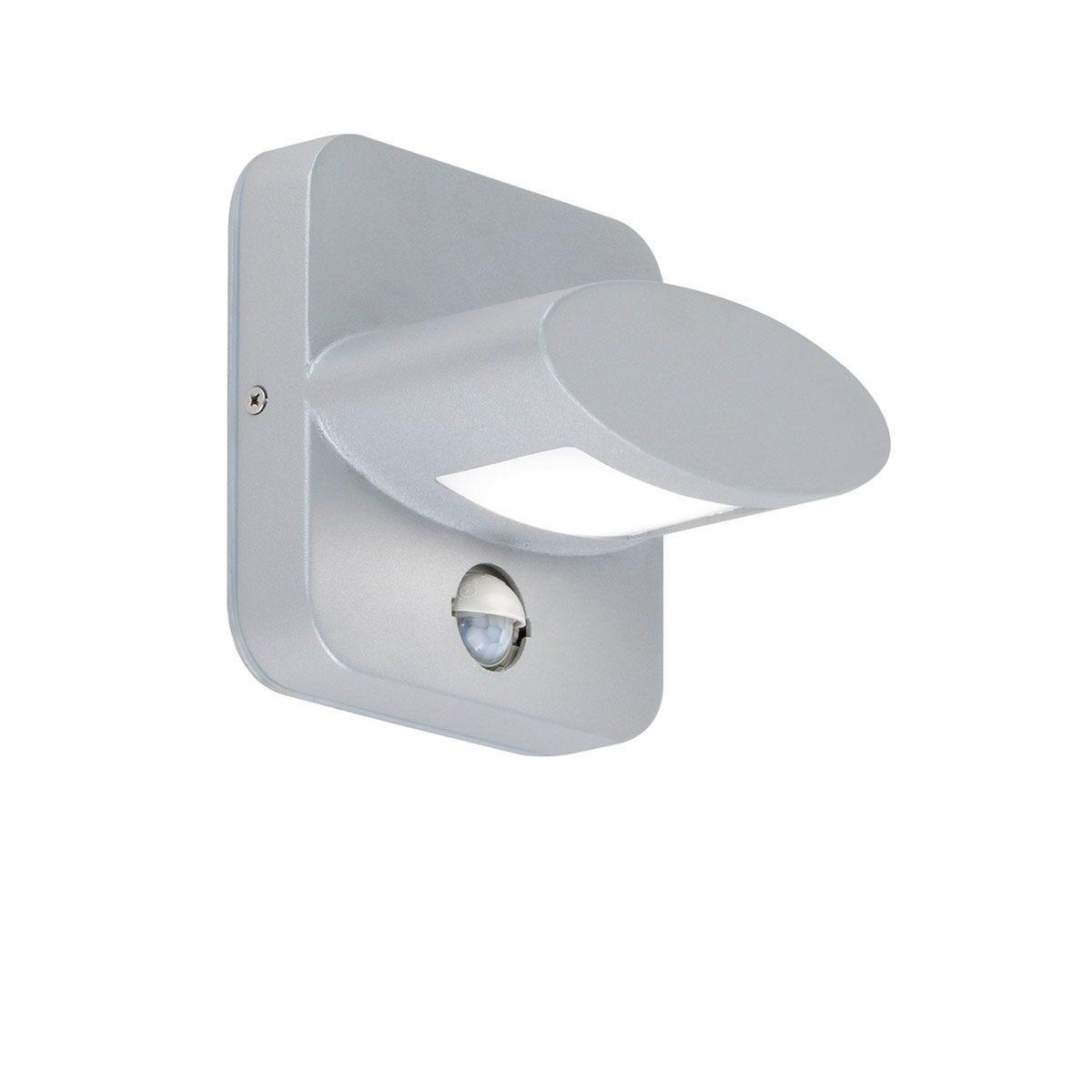 Wofi Altana LED Wall Lamp - Grey