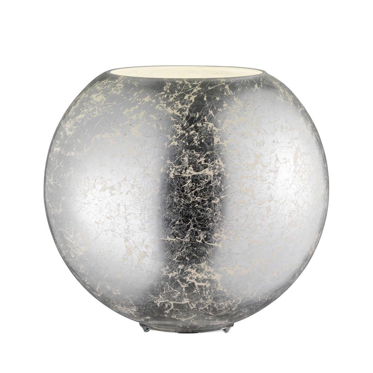 Wofi Fara Table Lamp - Silver