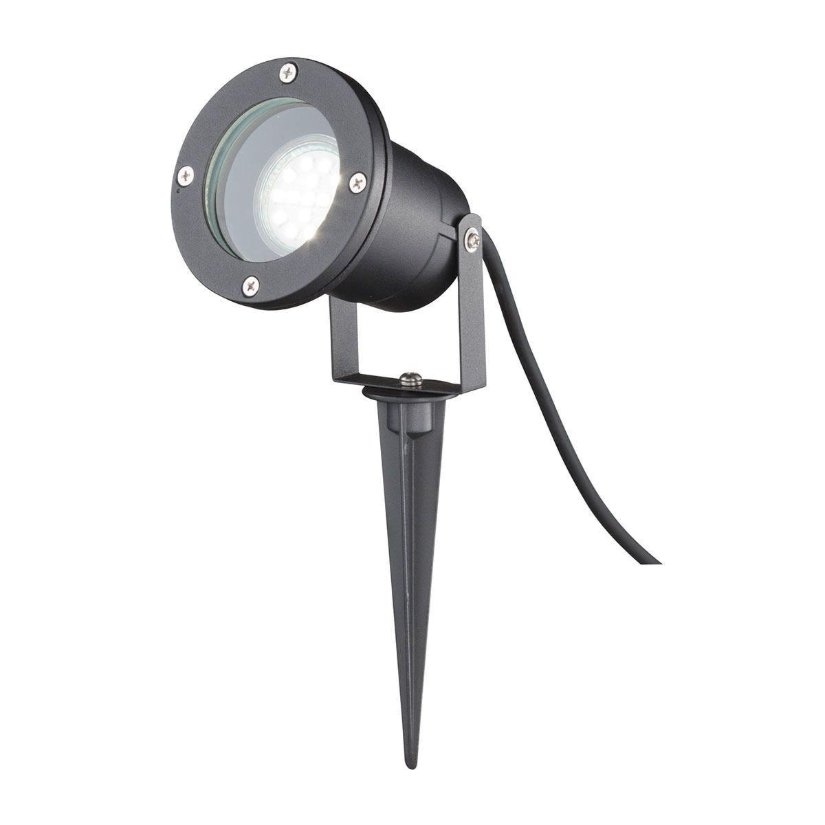 Wofi Garpa Lamp - Black