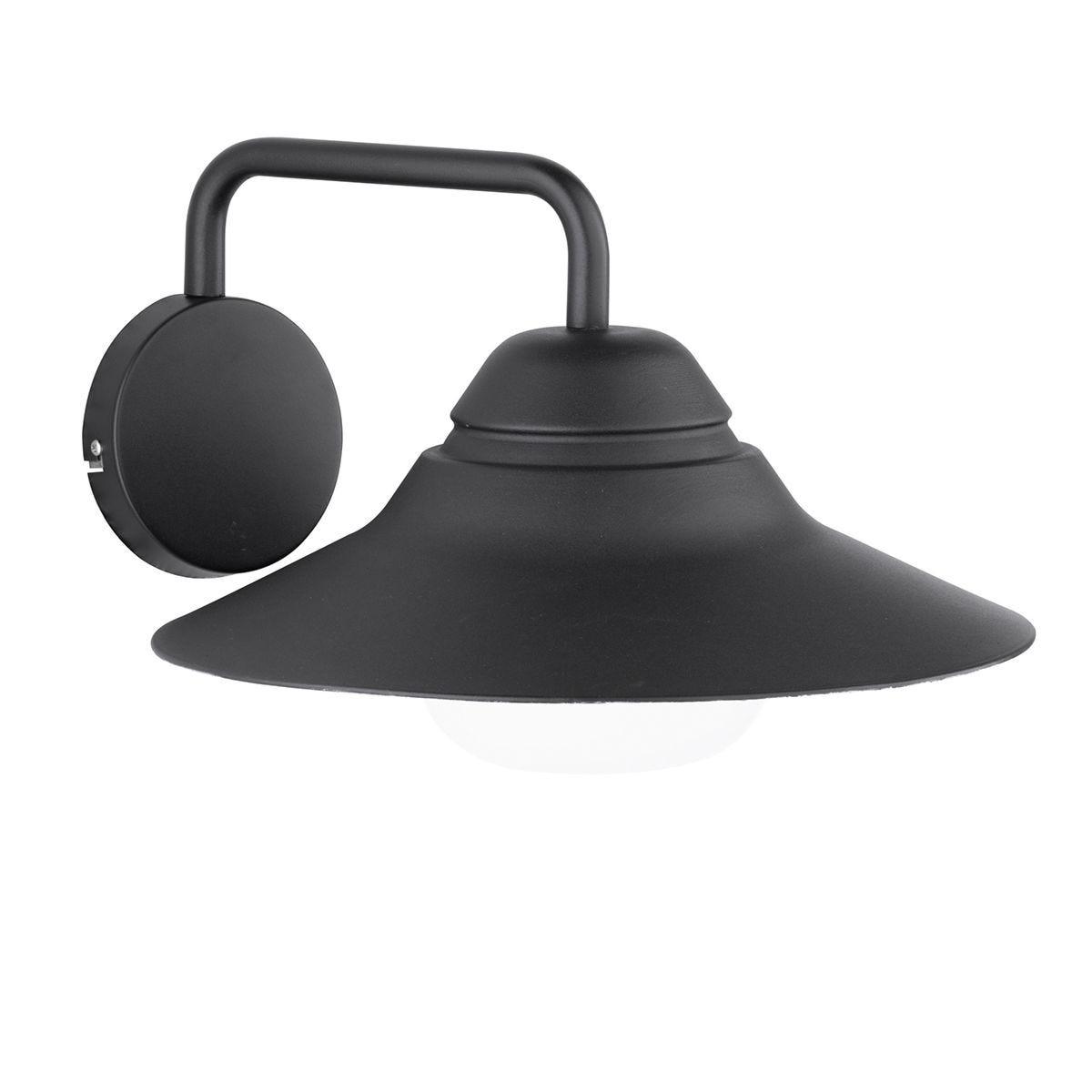 Wofi Paria Wall Lamp - Black