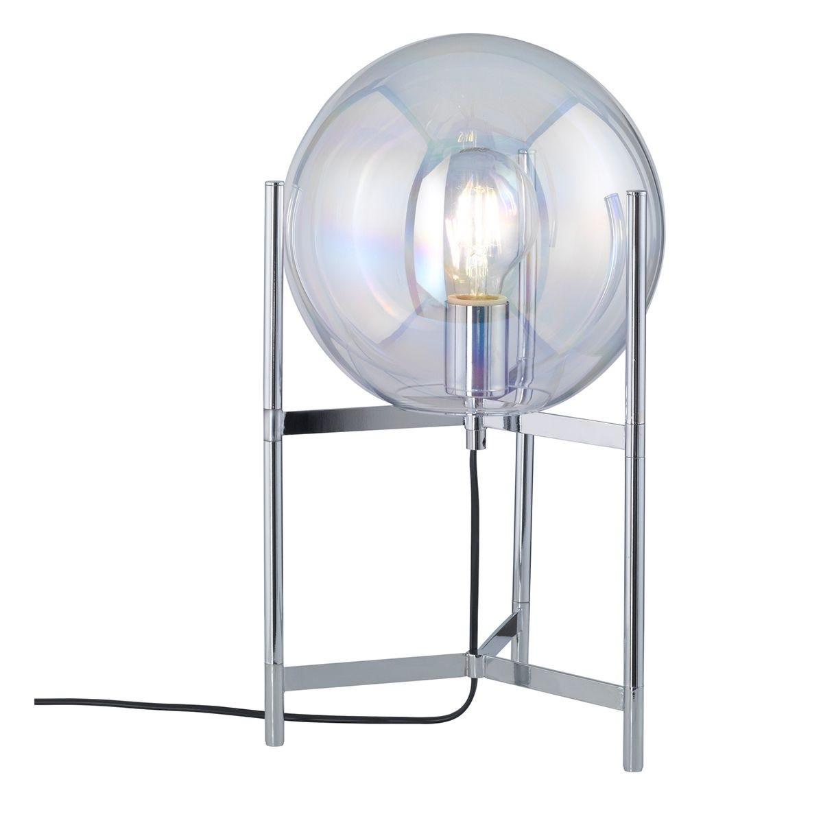 Wofi Ronda Table Lamp - Chrome