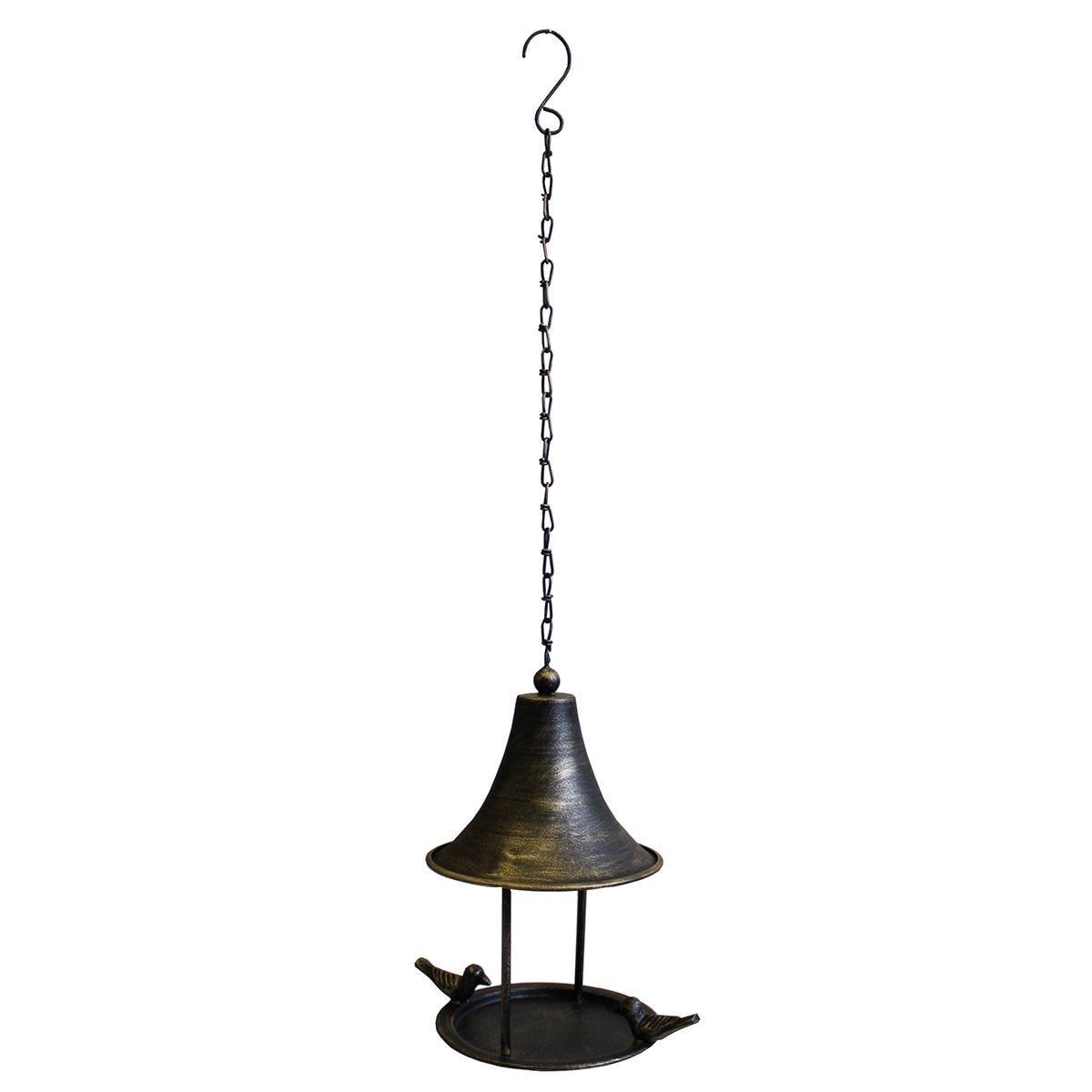 Mansion Garden Hanging Bird Feeder