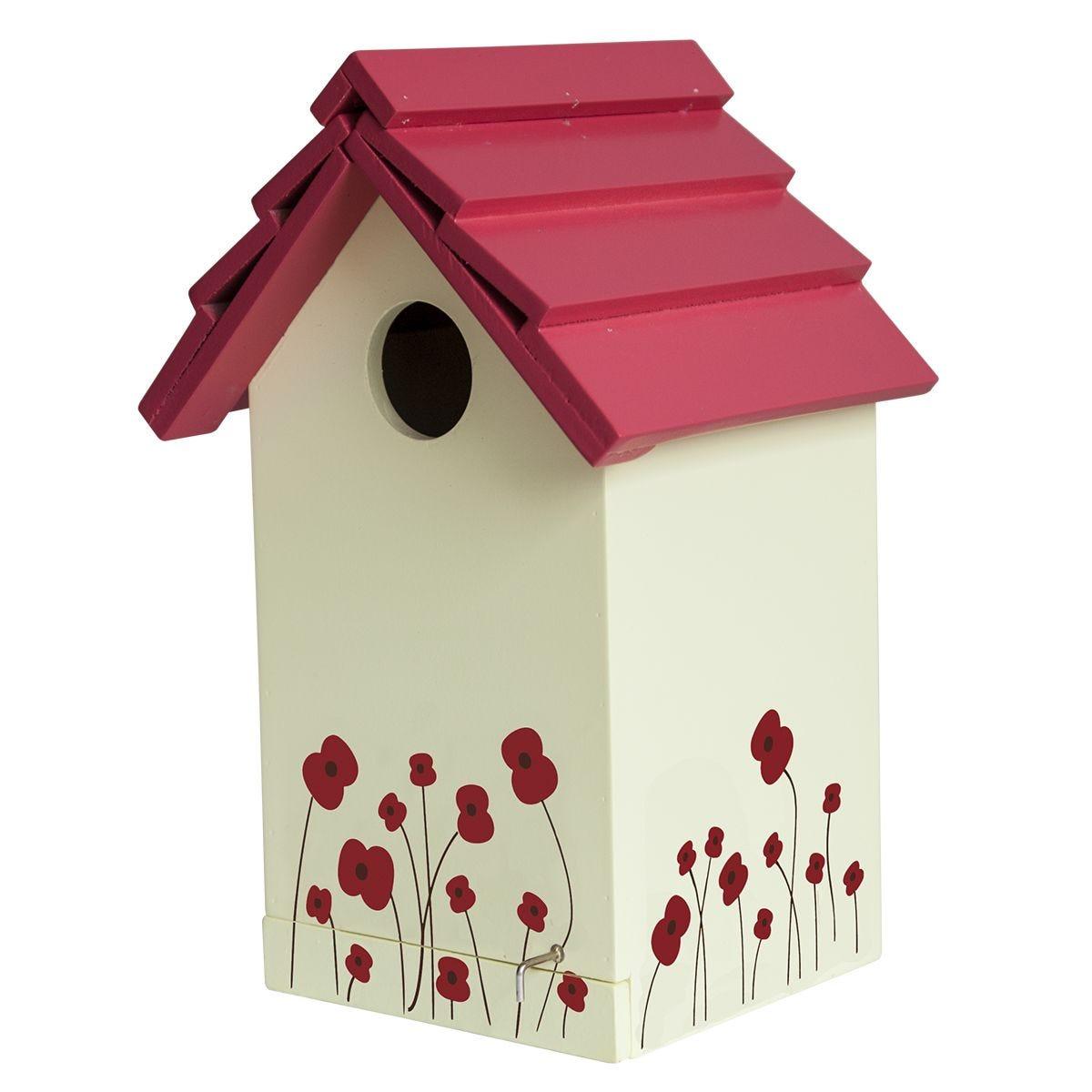 Mansion Garden Bird House