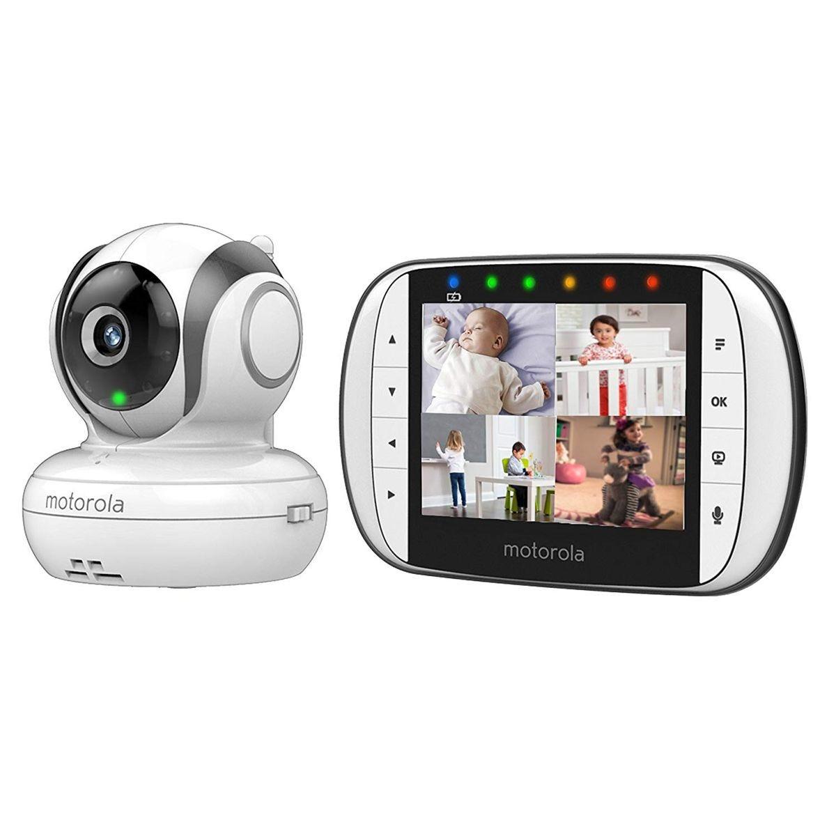 Motorola Digital Video Baby Monitor 3.5