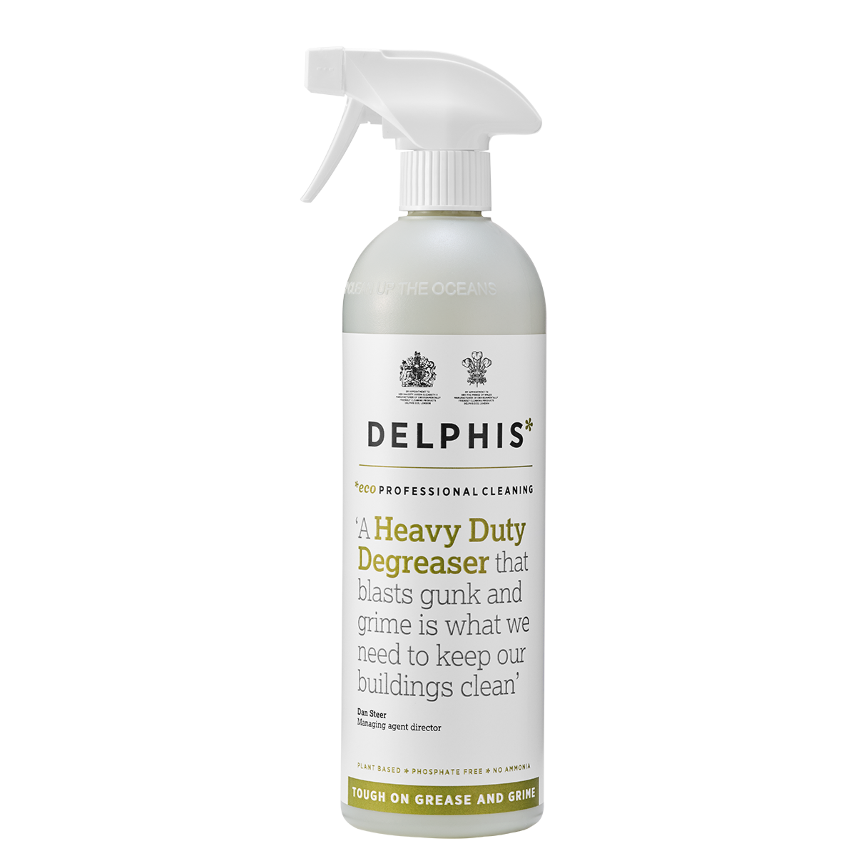 Delphis Heavy Duty Degreaser - 700ml