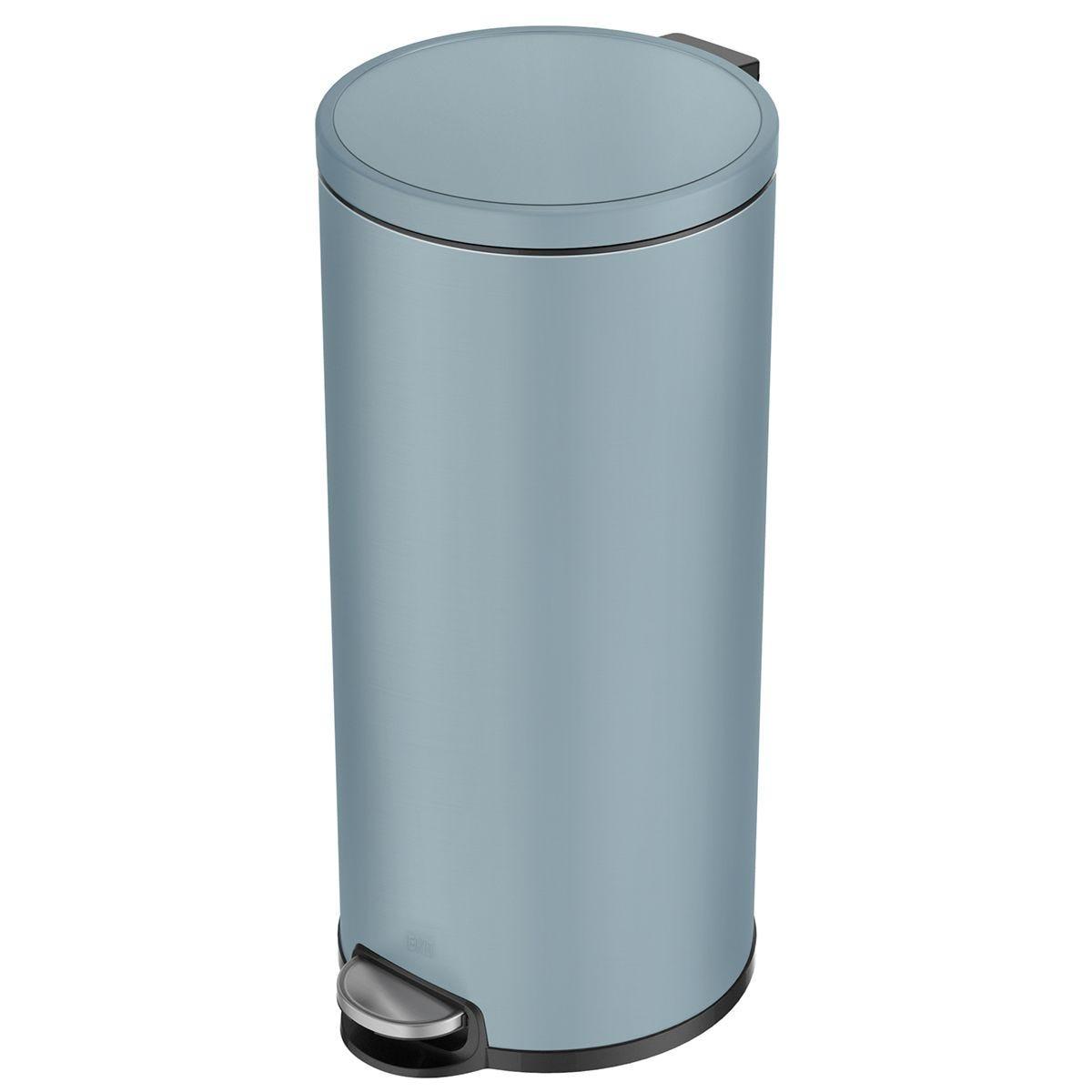 EKO Eva Kitchen Bin 30L - Titanium Blue