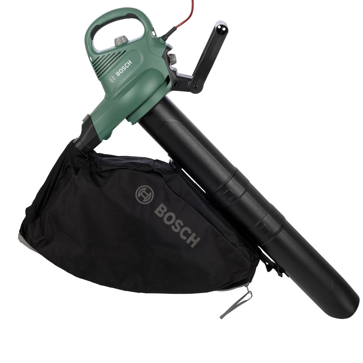 Bosch 3-in-1 Corded 1800w Blower, Vacuum and Shredder