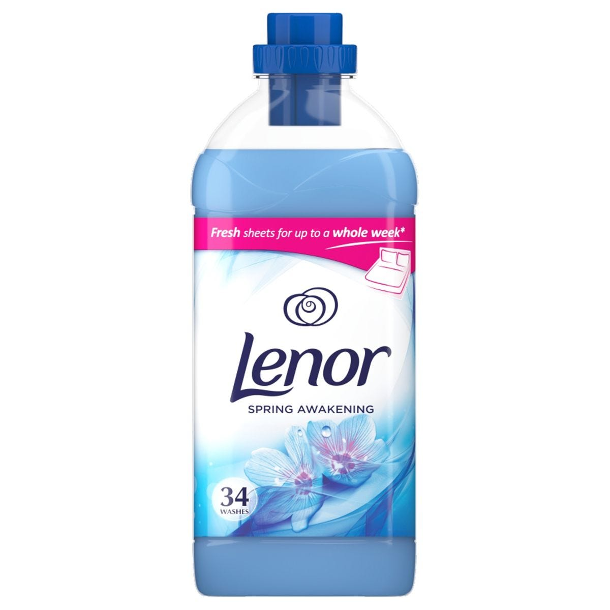 Lenor Spring Awakening Fabric Conditioner - 34 Washes