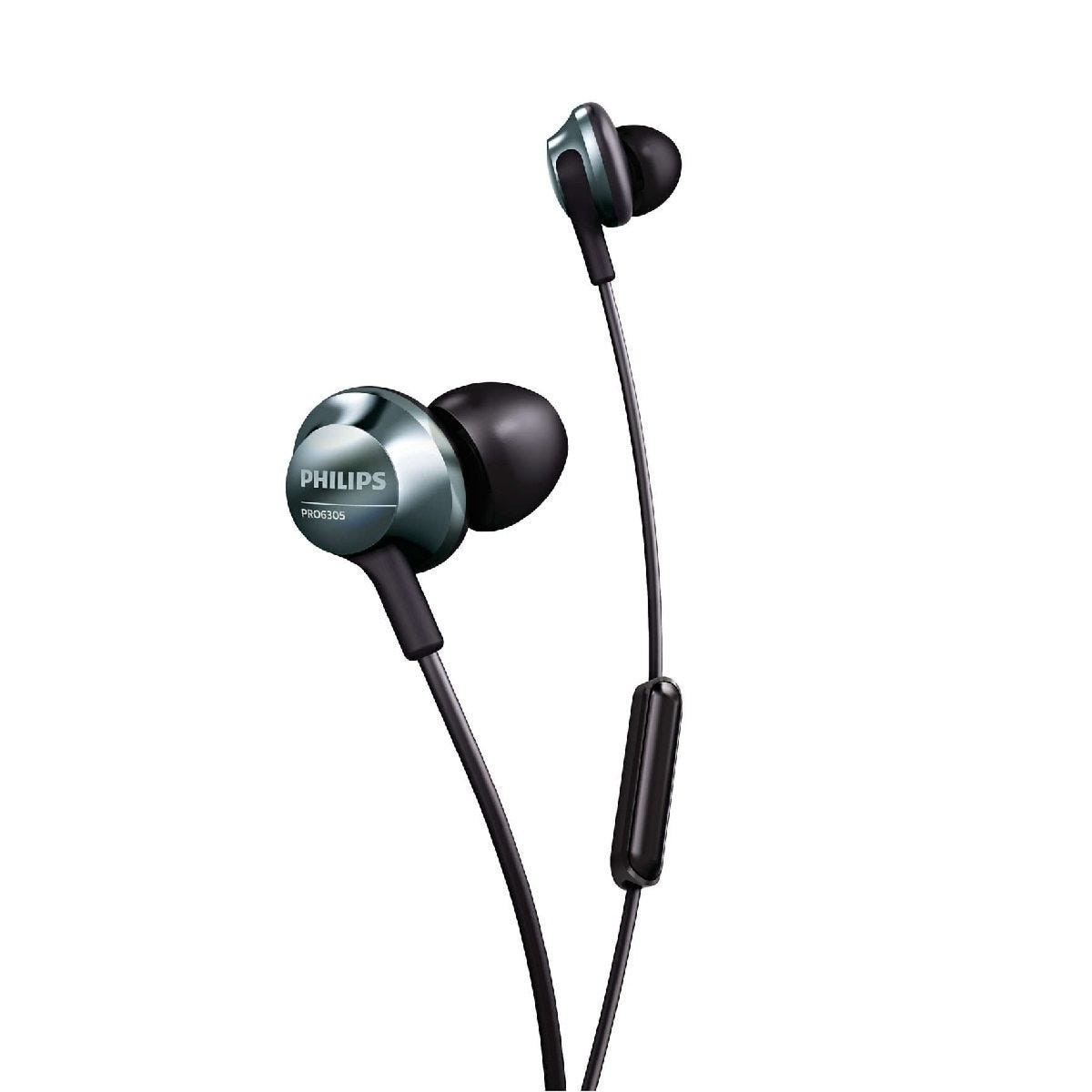 Philips Pro-Series Earphone with Mic