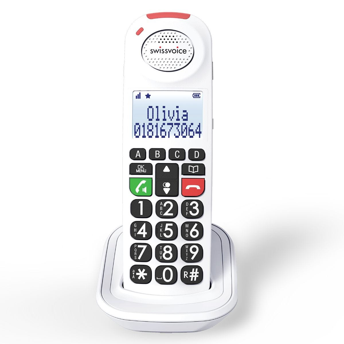Swissvoice Xtra Handset 8155 Phone with Base
