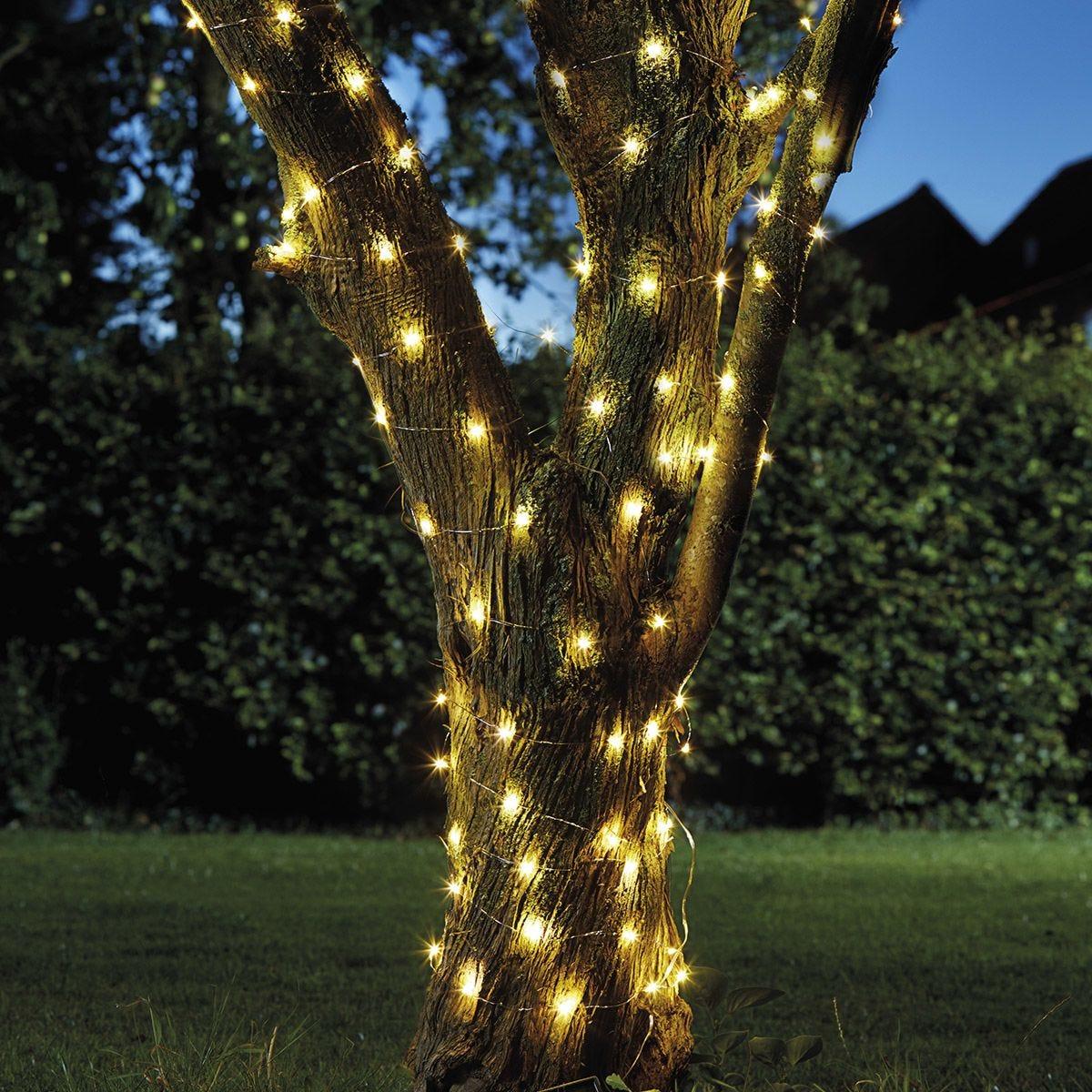 Smart Garden 100 LED Firefly String Lights