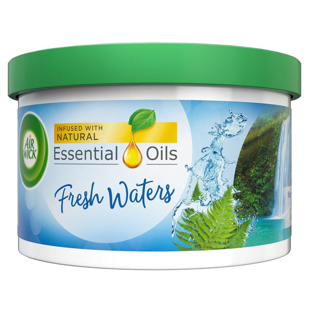 Airwick Gel Tin - Fresh Waters 70g