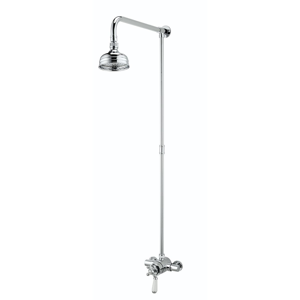 Bristan Regency2 Thermostatic Surface Mounted Dual Control Shower Valve