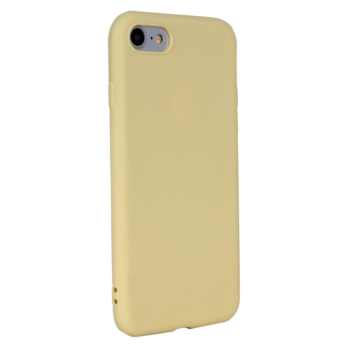 Case Flexi Yellow for iPhone 6