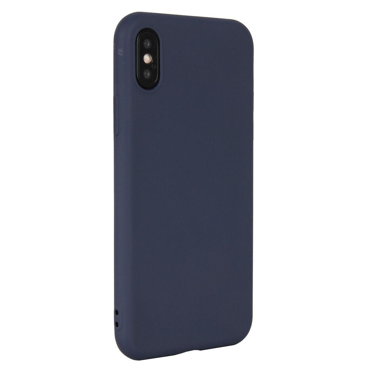Case Flexi Cobalt Blue for iPhone X