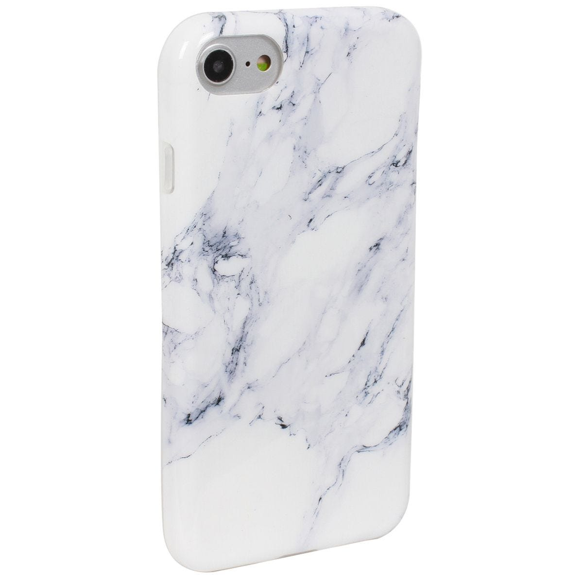 Case Luxe White Shadow Marble for iPhone 7/8