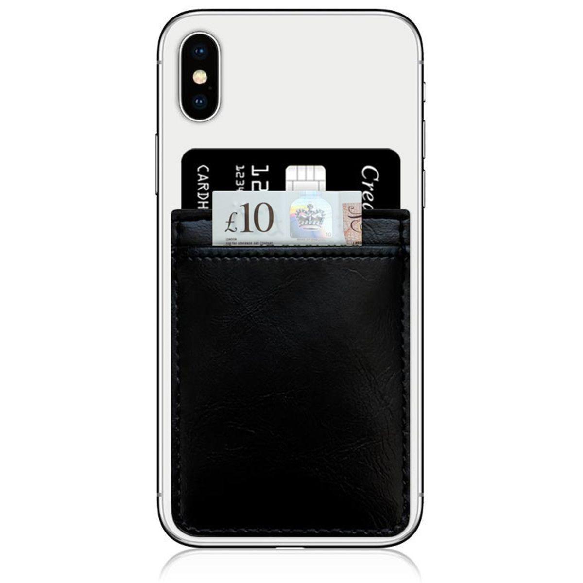 iDecoz Black Phone Pocket