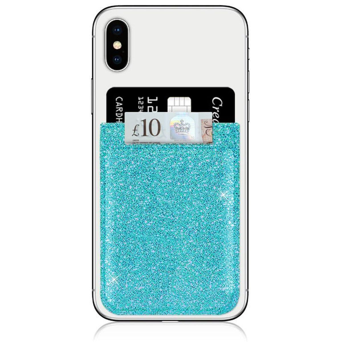 iDecoz Turquoise Phone Pocket