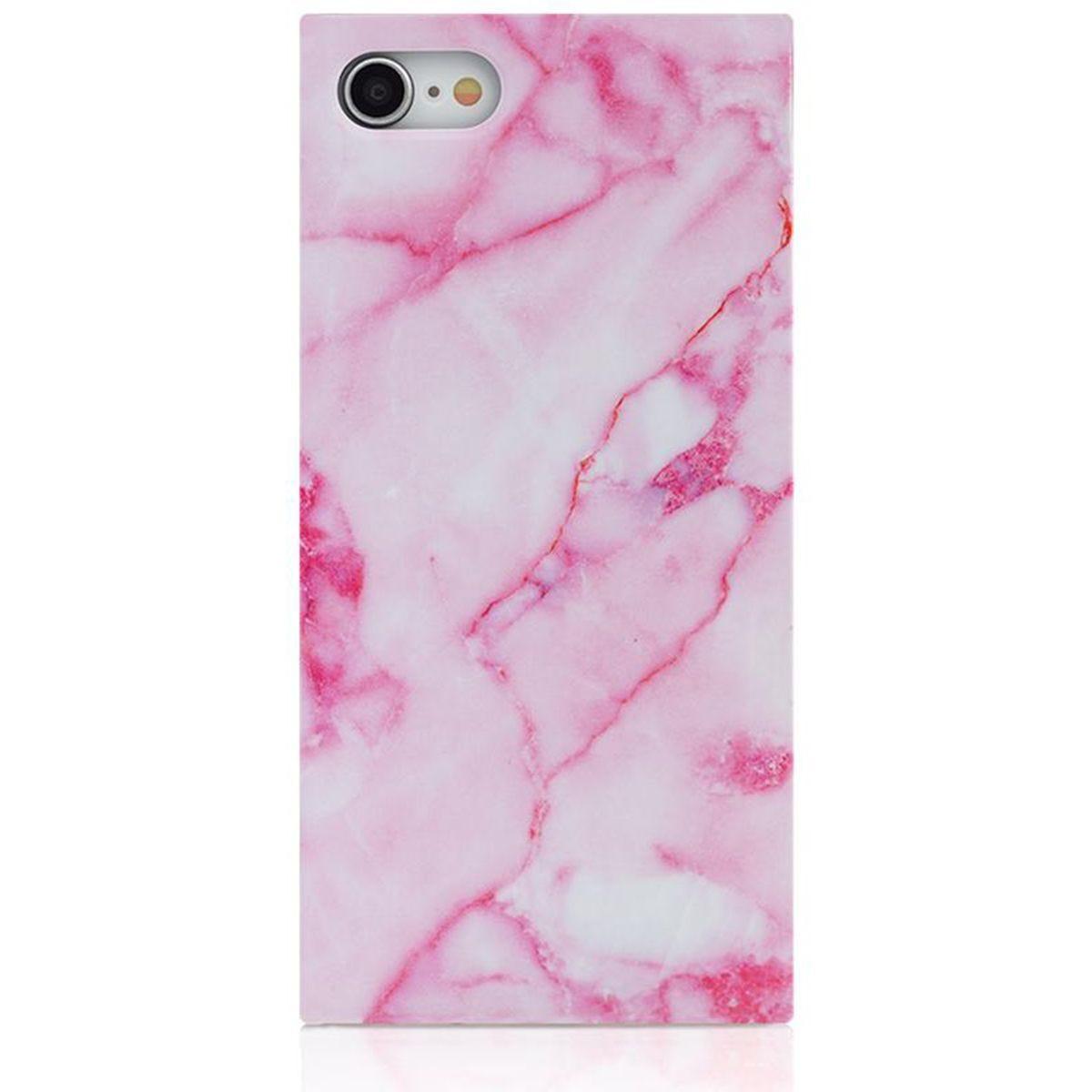 iDecoz Blush Marble Phone Case iPhone 7/8