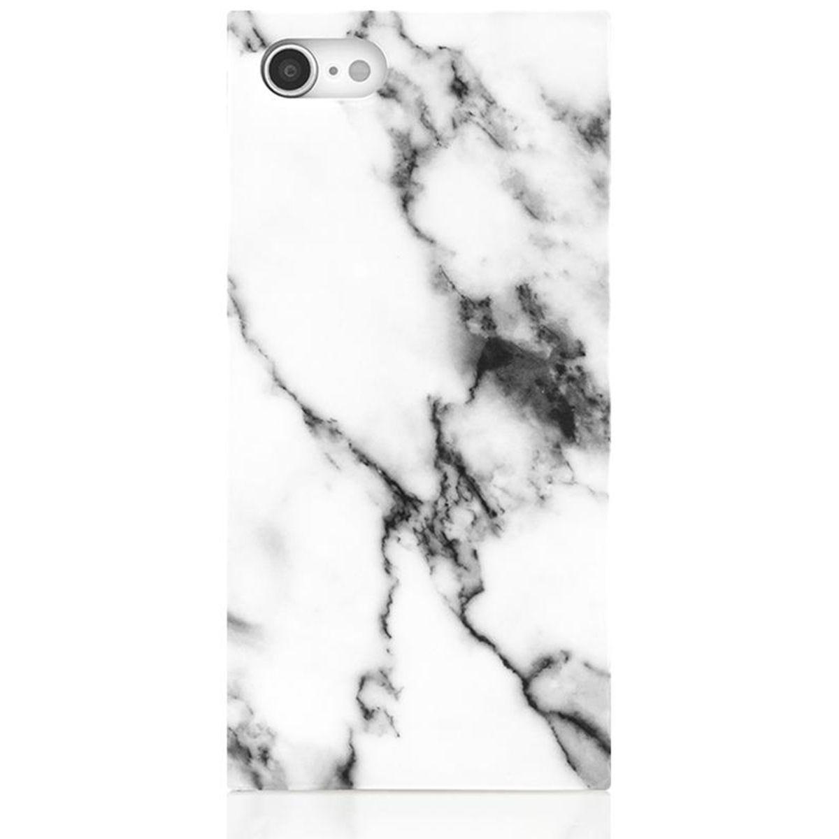 iDecoz White Marble Phone Case iPhone XR