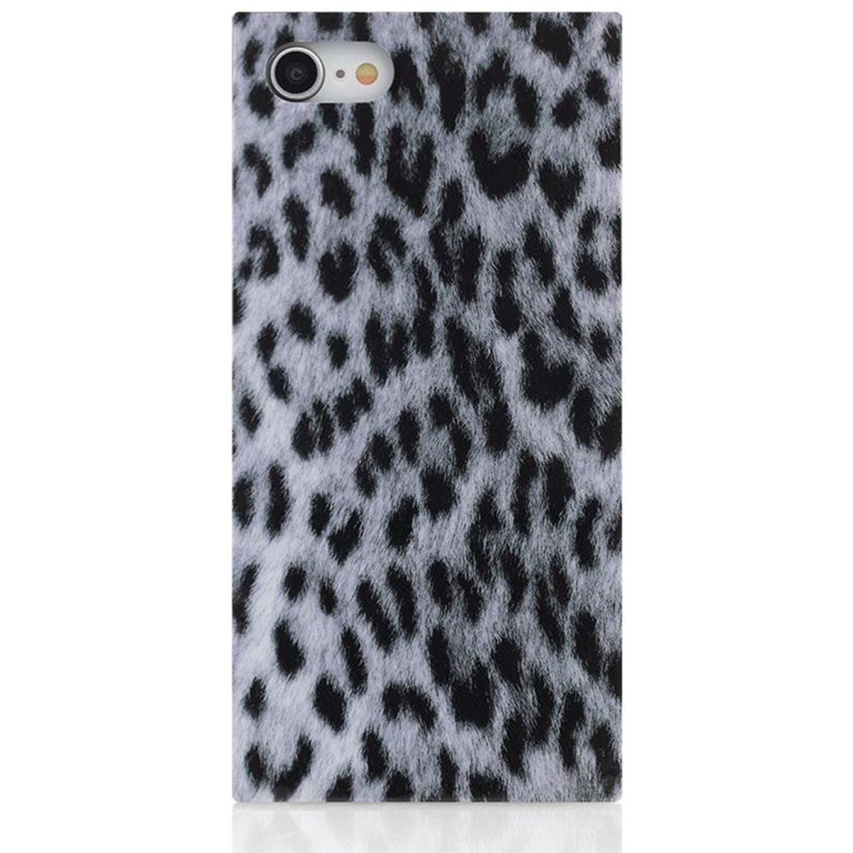 iDecoz Snow Leopard Phone Case iPhone 7/8