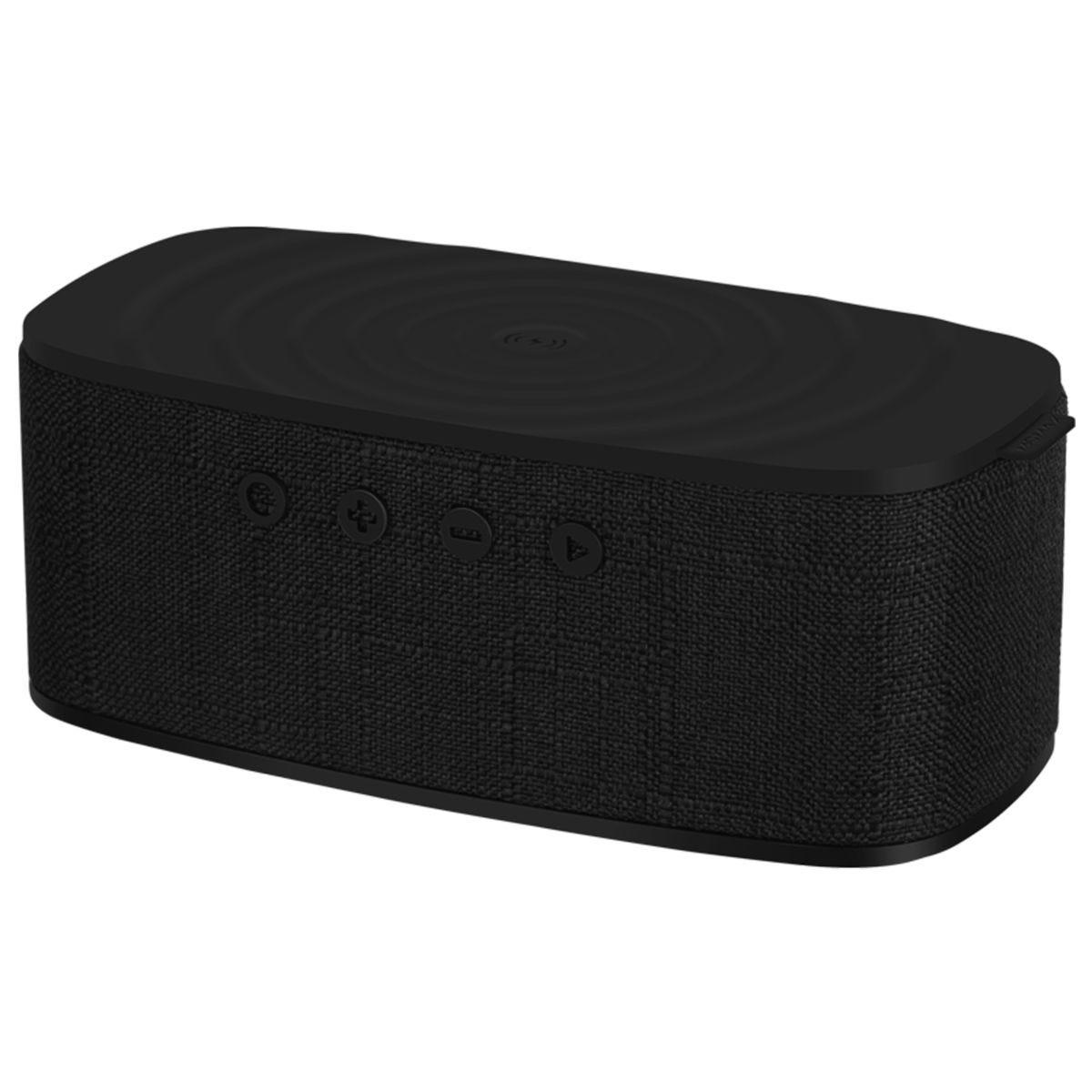 Momax Zonic Wireless Charging Bluetooth Speaker