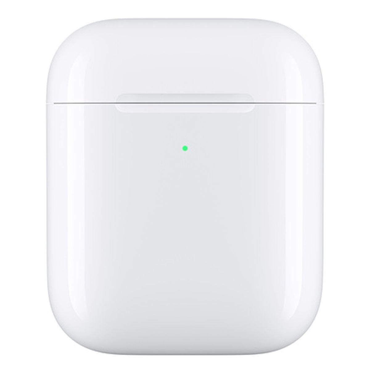 Apple Wireless Charging Case - White
