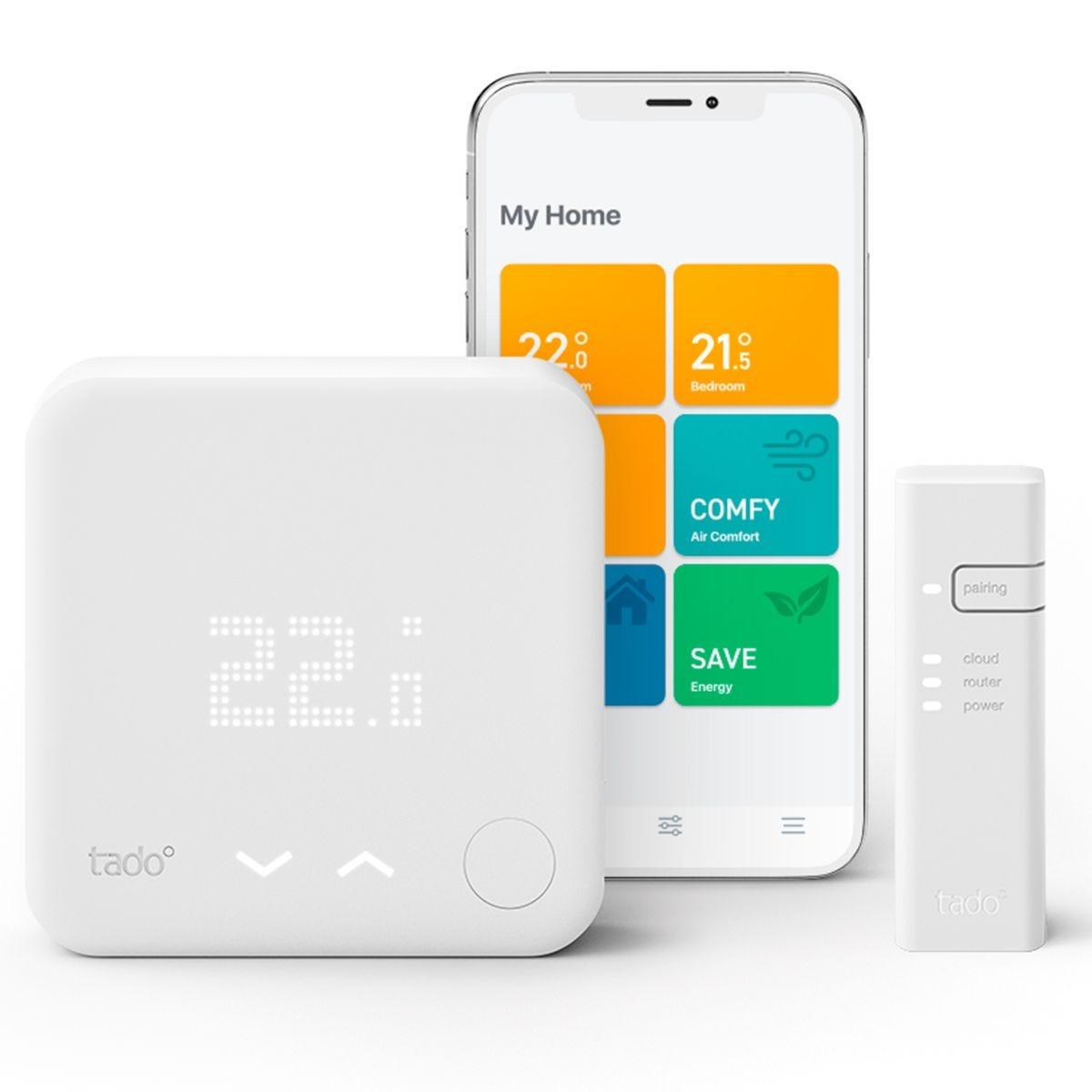 Tado° Smart Thermostat Starter Kit V3