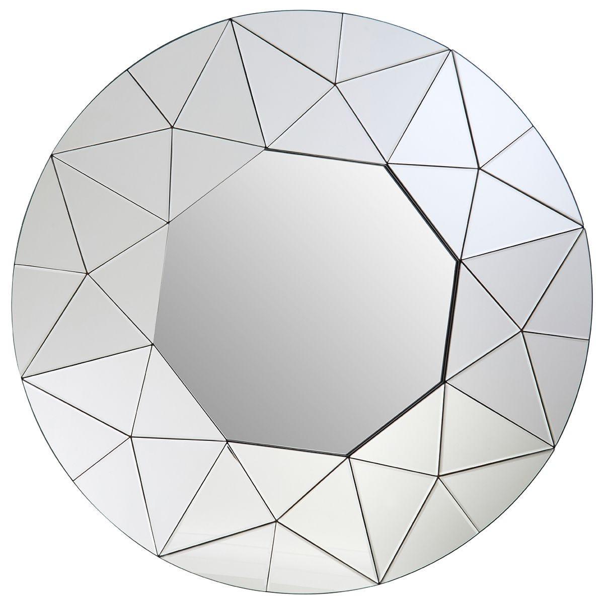 Premier Housewares Roona Wall Mirror