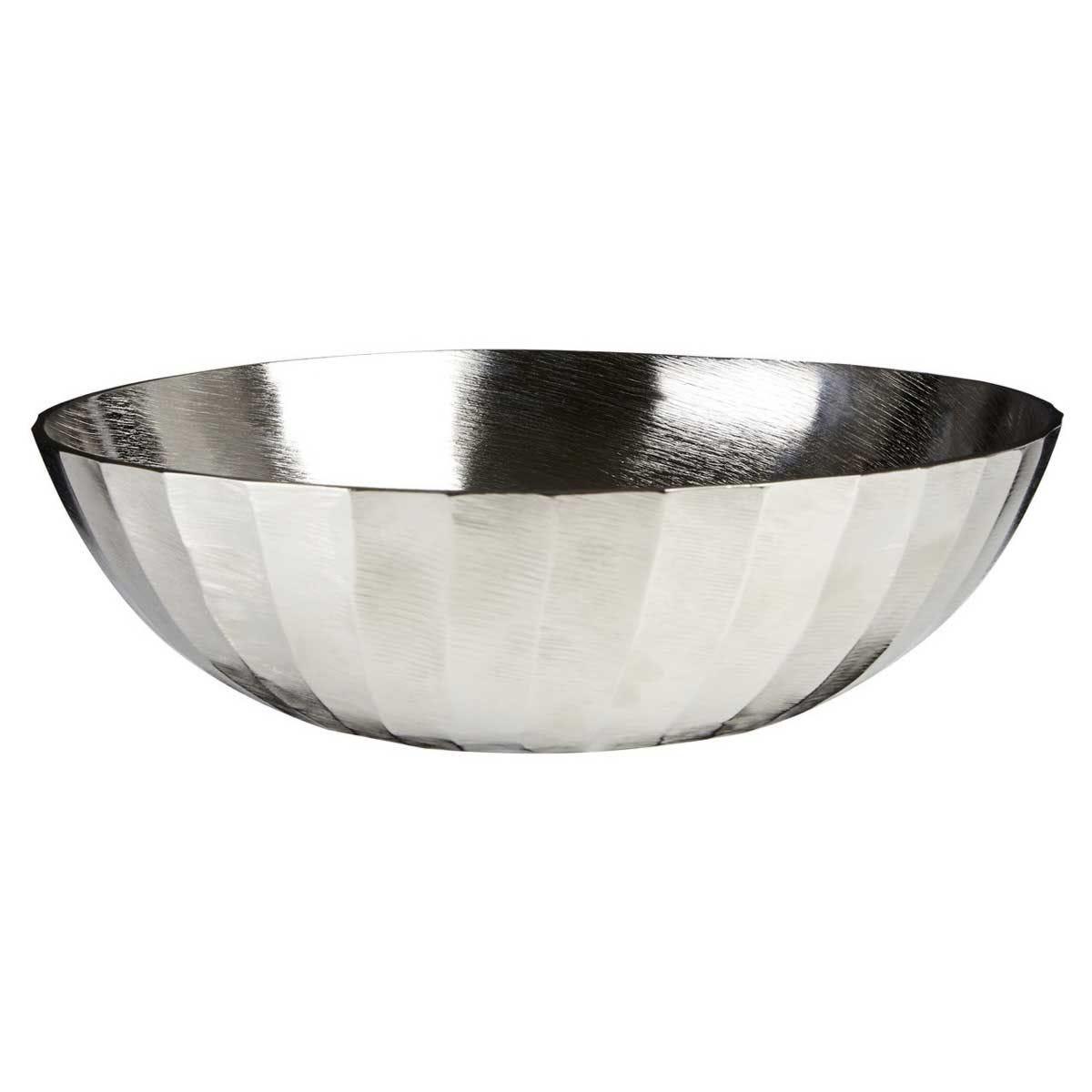 Premier Housewares Kensington Townhouse Nickle Bowl