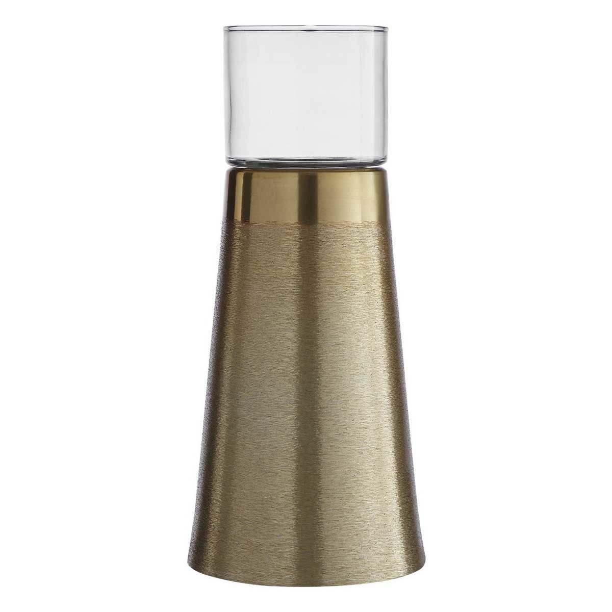 Premier Housewares Estera Small Pillar Candle Holder