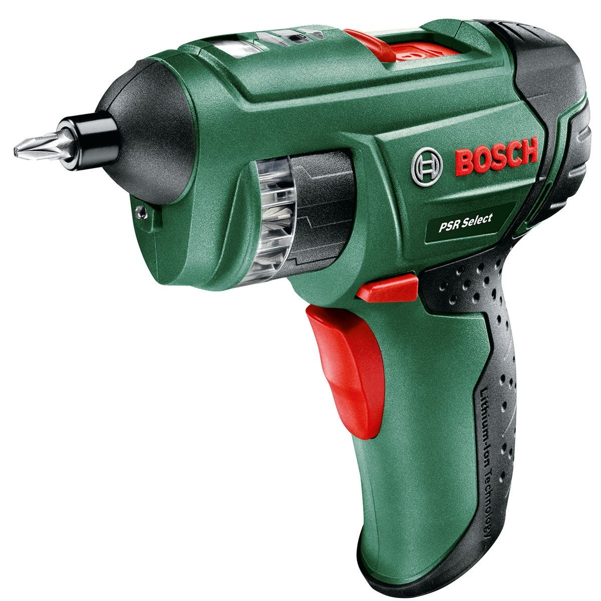 Bosch PSR Select Cordless Screwdriver