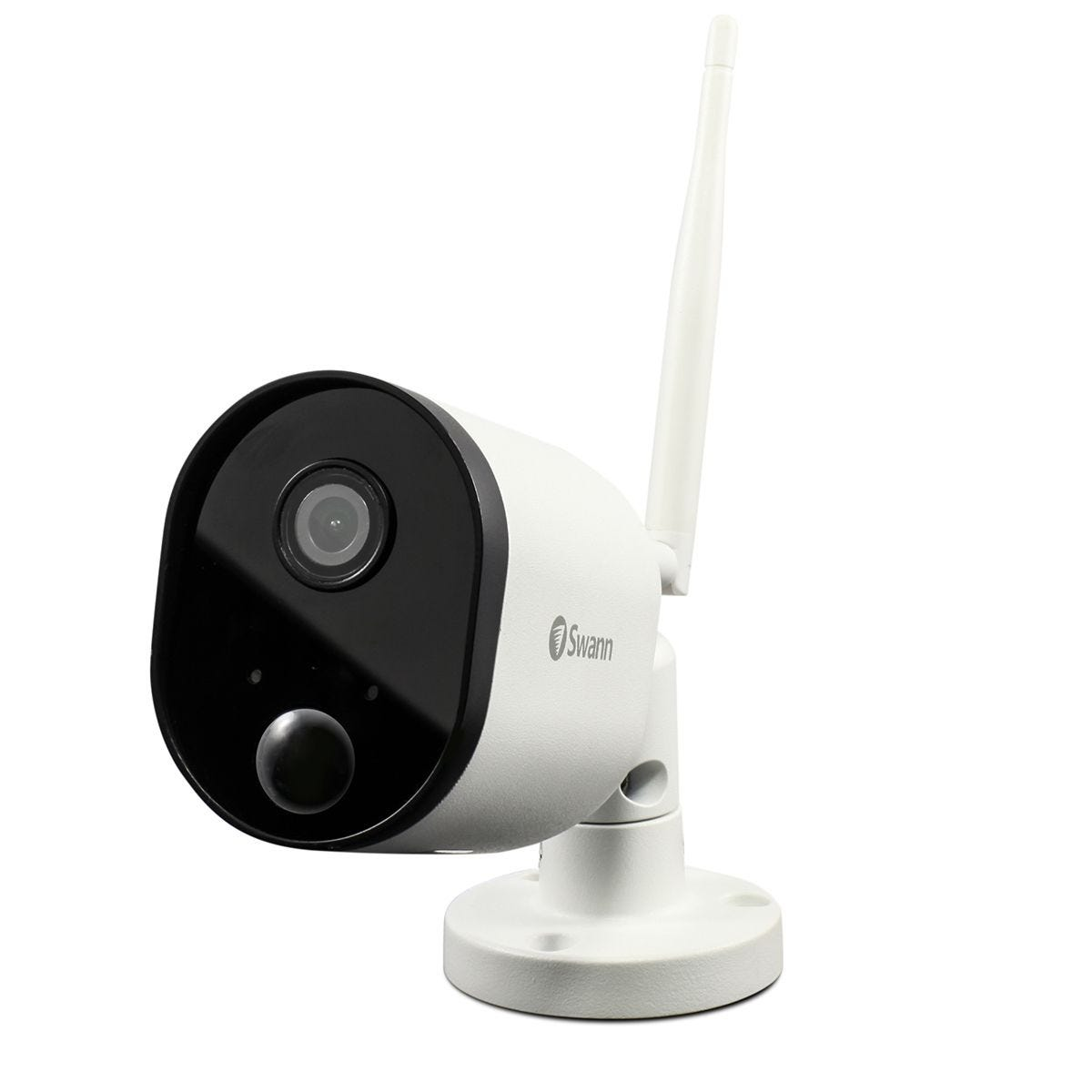 Swann Smart Wi-Fi Outdoor 1080p HD Security Camera with Night Vision