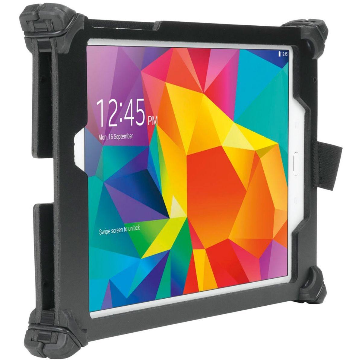 Mobilis RESIST Case for Galaxy Tab S2 9.7'' - Black