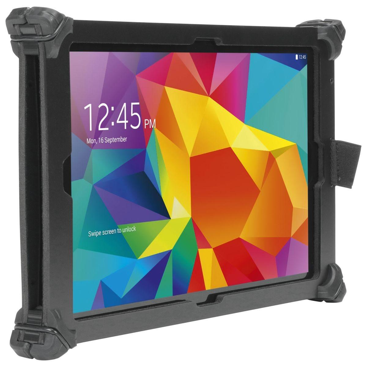 Mobilis RESIST Case for Galaxy Tab A 2018 10.5 - Black