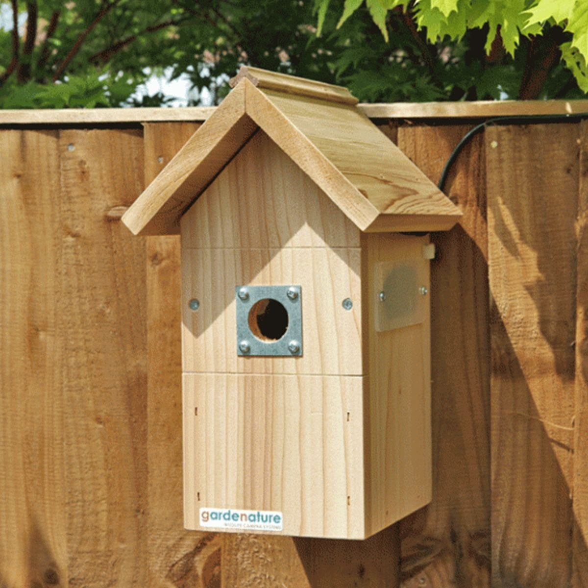 Gardenature Bird Box & Feeder Camera System