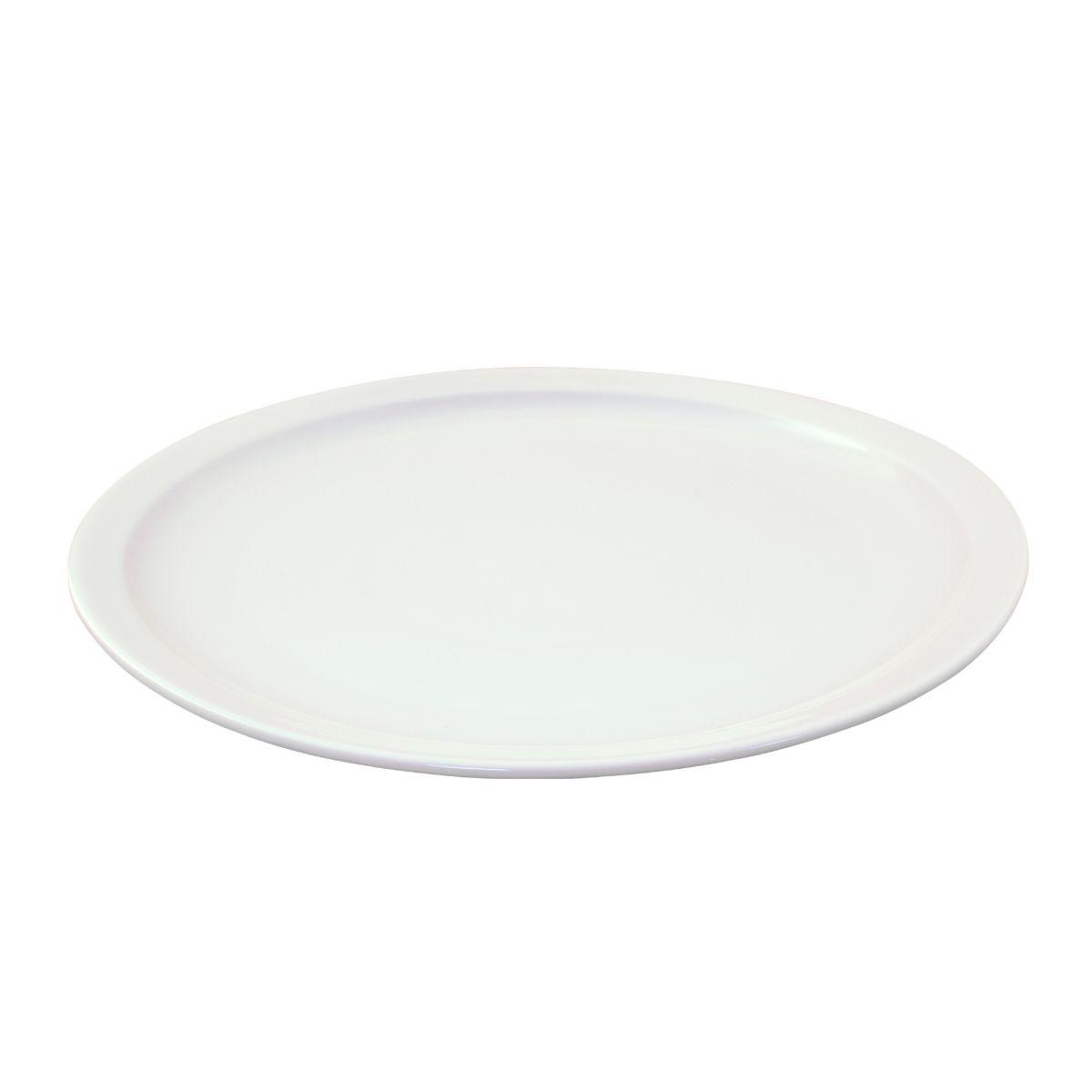 Robert Dyas White Pizza Plate - 30cm