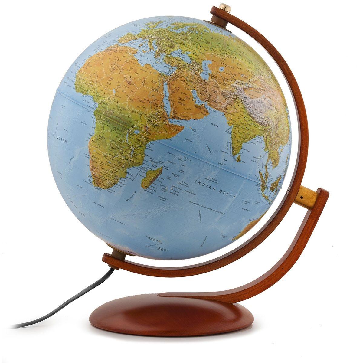 Nova Rico 37cm Maximus Illuminated Globe