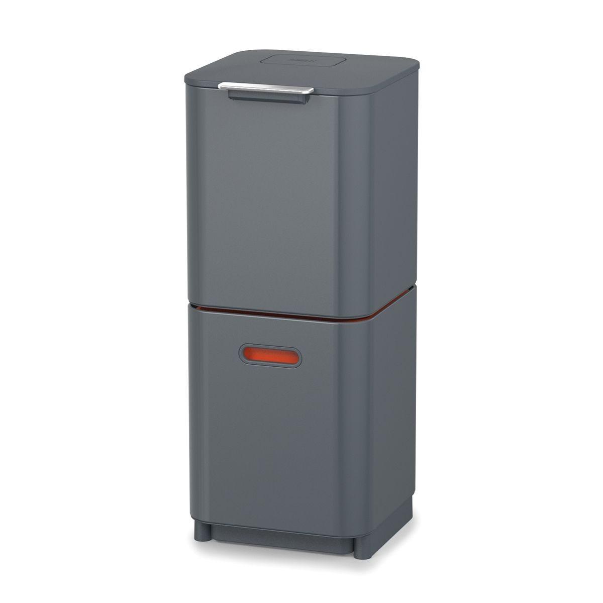 Joseph Joseph Totem Compact 40-litre Waste Separation Unit - Graphite
