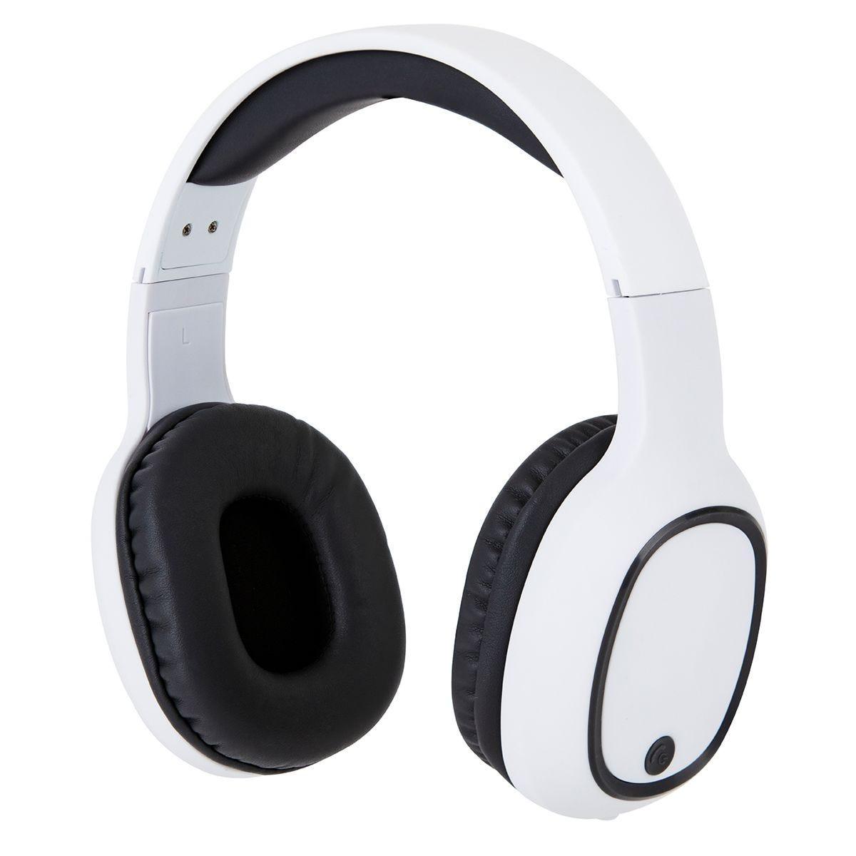 Itek Bluetooth Headphones - White